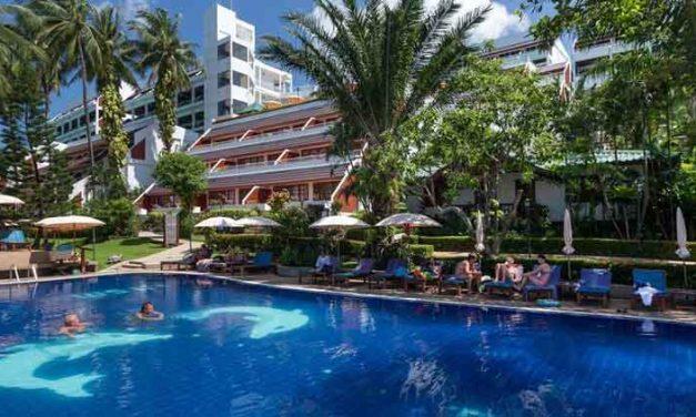 17-daagse zonvakantie Thailand deal | Best Western Resort (9,0) €777,-