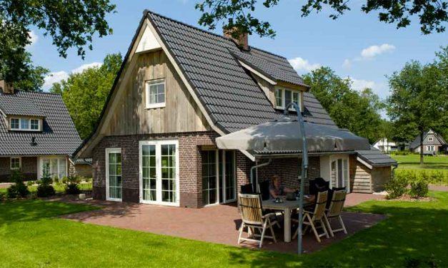 Belvilla Nederland meivakantie 2017 | vakantiehuis met jacuzzi €538,-