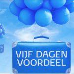 KLM Vijf Dagen Voordeel 2017 | vliegtickets vanaf €97,- per persoon!
