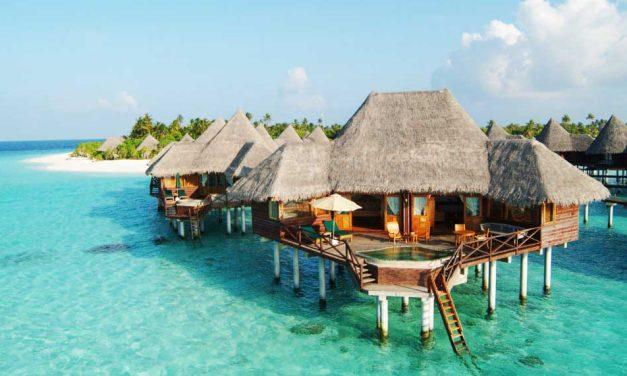 Super-de-luxe Malediven resort | last minute hotel met 68% korting