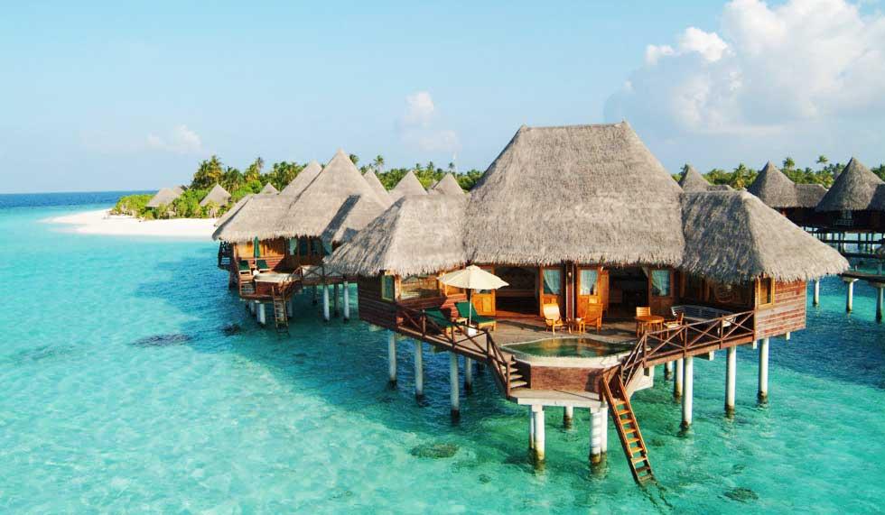 Super de luxe malediven resort last minute hotel met 68 for Exotische hotels