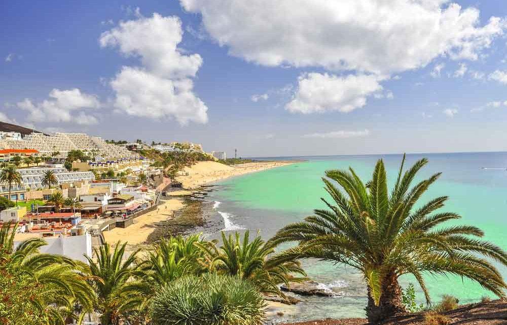 8 dagen Fuerteventura   last minute vakantie voor €295,- p.p.