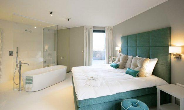 Dagdeal luxe designhotel Mechelen | incl. bubbels & biosauna €89,- p.p.