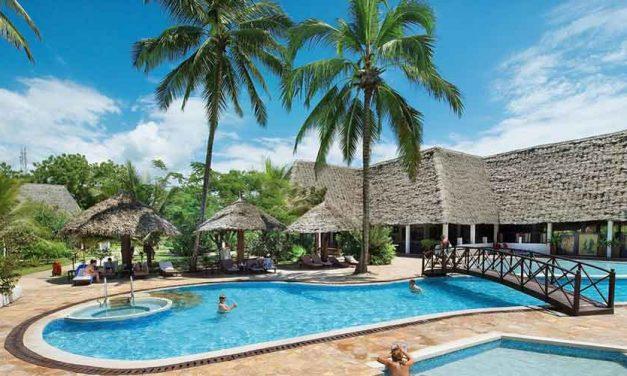 Last minute luxe 5* Zanzibar | halfpension april 2017 €715,-