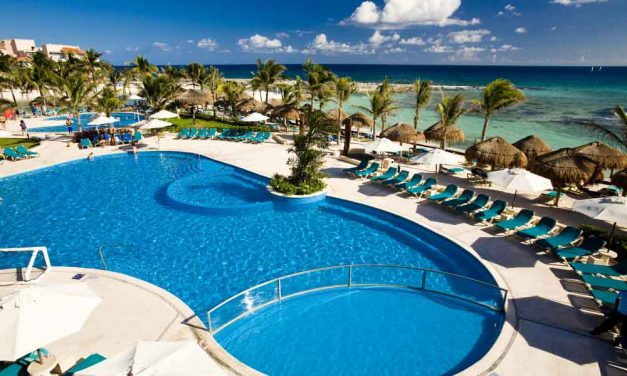 KRAS dagdeal: luxe 5* all inclusive Mexico | juni 2017 €959,- p.p.
