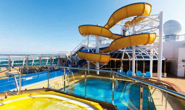 KRAS cruise Ibiza, Barcelona, Mallorca & meer | volpension €532,-