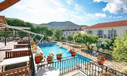 15-daagse vakantie Griekenland Lesbos | last minute mei €246,-