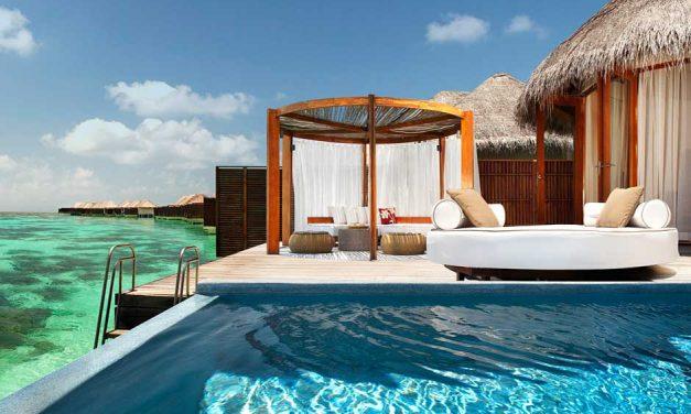Is dit het meest luxe resort op de Malediven? 5* Hotel W Maldives (9,1)