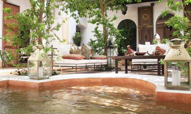 4-daagse stedentrip Marrakech   juni 2017 €238,- per persoon