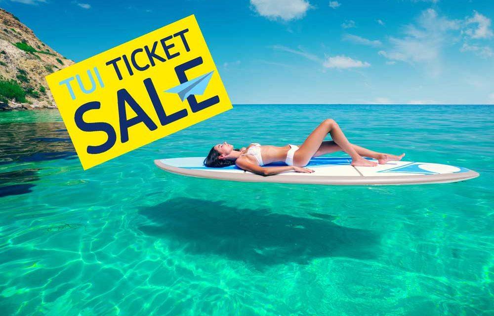 TUI Ticket SALE 2020 | Retourtjes vanaf €39,- per persoon!