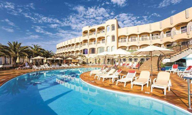 KRAS dagdeal: luxe 4* Gran Canaria   halfpension mei 2017 v/a €510,- p.p.