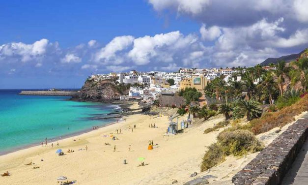 Last Minute Vakantie Fuerteventura I Juni 2017 €199,- p.p.
