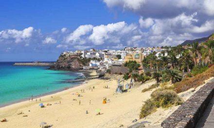 KRAS dagdeal: Fuerteventura | incl. huurauto v/a €427,- p.p.