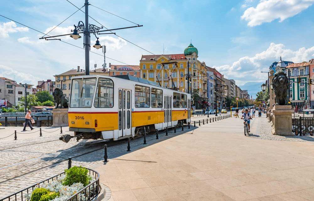 BIZAR! Retour naar het mooie Sofia voor €6,- | goedkope vluchten deal
