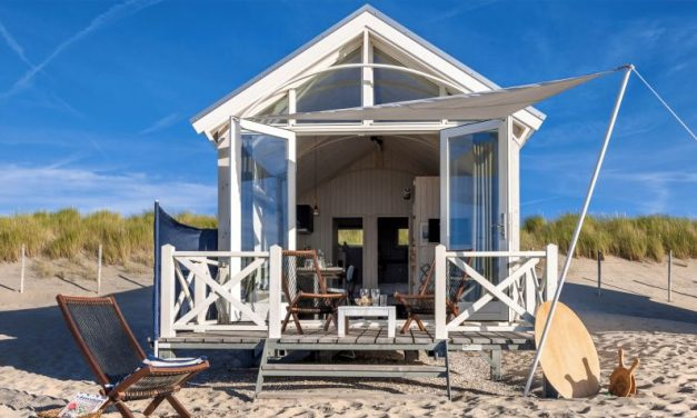 Strandhuisjes Nederland – Top 5 slaapstrandhuisjes 2017
