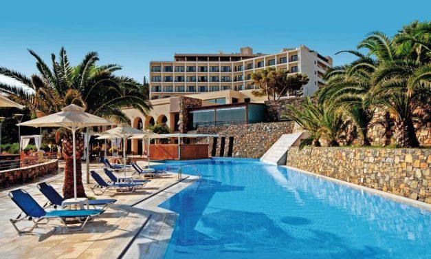 Last minute Kreta | 5* Hotel Mirabello Beach 78% korting