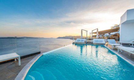 TOP 5 mooiste hotels & resorts van Griekenland