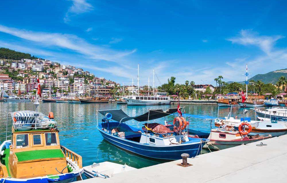 Verleng jouw zomer in Turkije | september 2018 v/a €214,- p.p.