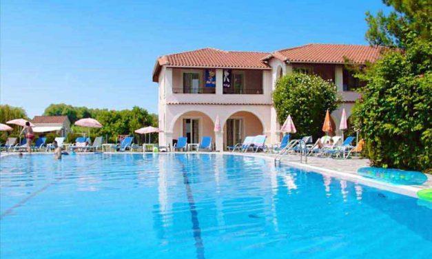 Corfu zonvakantie aanbieding | augustus €434,- per persoon