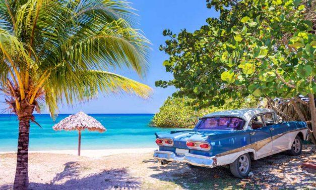 Wow! Individuele rondreis Cuba   november / december 2017 €989,-