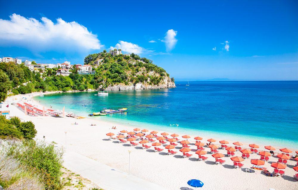 vakantie reizen griekenland