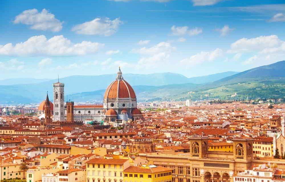 Stedentrip Florence | Vluchten, verblijf & ontbijt €161,- p.p.