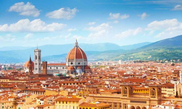 5-daagse stedentrip Florence | incl. vlucht & centraal 4* hotel €159,-