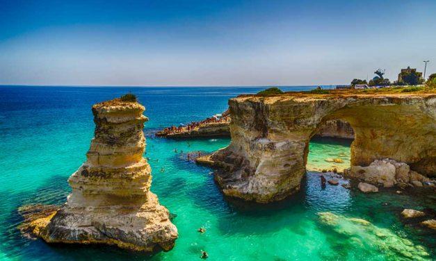 Volop zon in Puglia | 8 dagen in 4* hotel incl. ontbijt voor €314,-