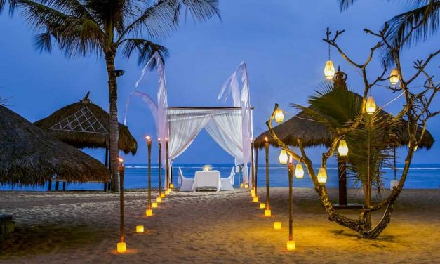 10 dagen Bali all inclusive deal   5* Sol Beach House Benoa (9,1/10)!