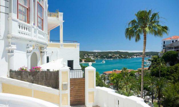 8 dagen Menorca met early bird korting | september 2018 €234,- p.p.