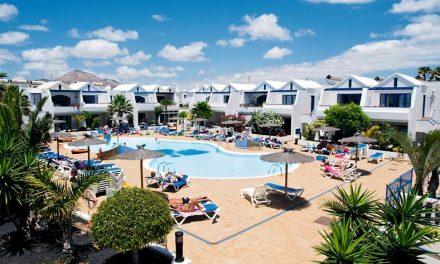 Goedkope vakantie Lanzarote | 8 dagen incl. vluchten €336,- p.p.