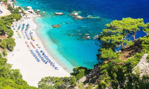 Vier de zomervakantie op Karpathos | 8 dagen mét ontbijt €346,- p.p.