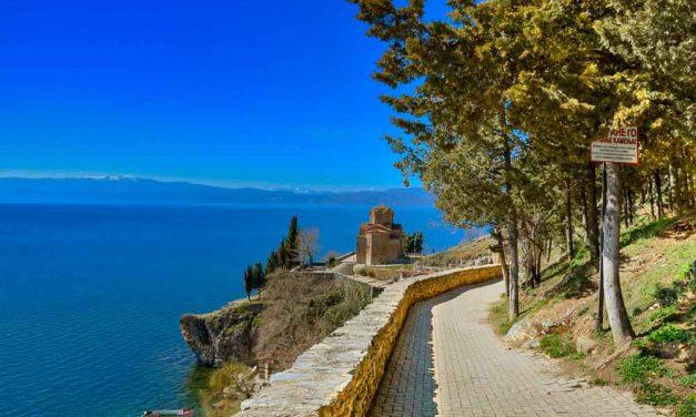 Laatste kamer: 4* Macedonie | 8 dagen voor €161,- per persoon