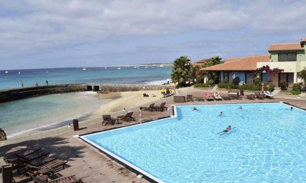 8-daagse vakantie Kaapverdie | september 2017 €549,- per persoon