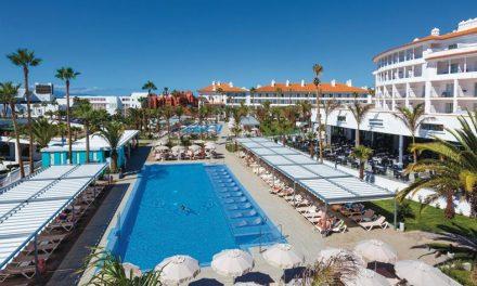 4* RIU Arecas Tenerife   8 dagen juni 2018 €779,- per persoon