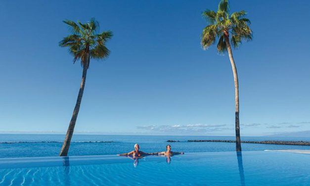 RIU Arecas 4* Tenerife deal | November 2017 8 dagen €783,- p.p.