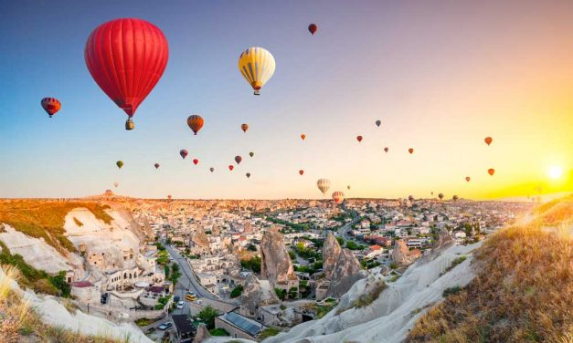 Rondreis magisch Cappadocie | incl. vlucht, ontbijt & meer €179,-