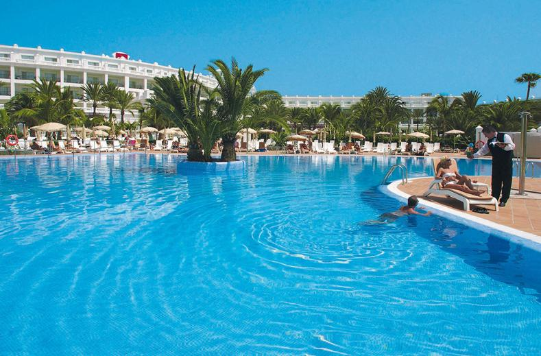 RIU Palace Maspalomas 4*| September 8 dagen Gran Canaria €881,- p.p.