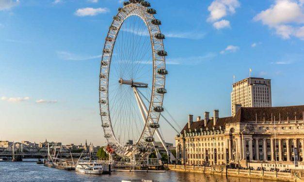 Citytrip London | September 2017 3 dagen €121,- per persoon