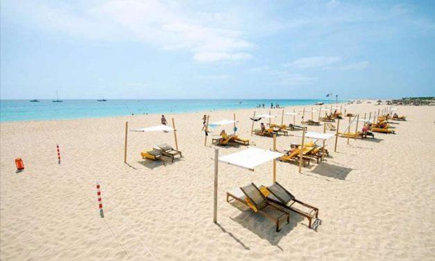 Kaapverdië 5* hotel aanbieding   November 8 dagen €495,- p.p.