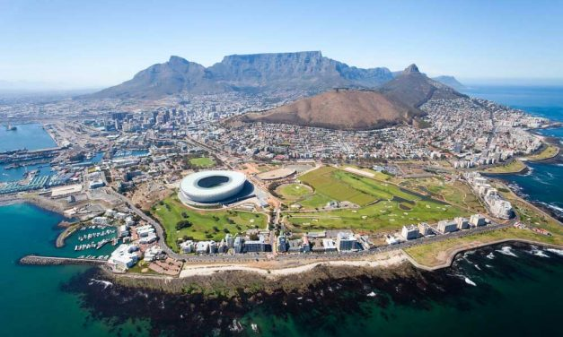 Goedkope vliegtickets Kaapstad   €699,- P.P.   KLM werelddeal weken