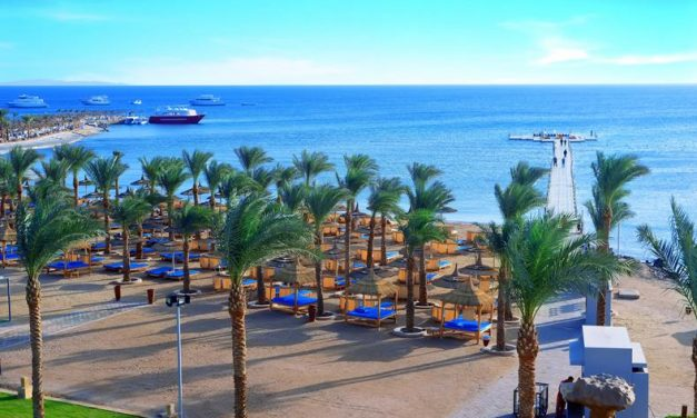 5* all inclusive Egypte aanbieding | december 2017 €379,- p.p.