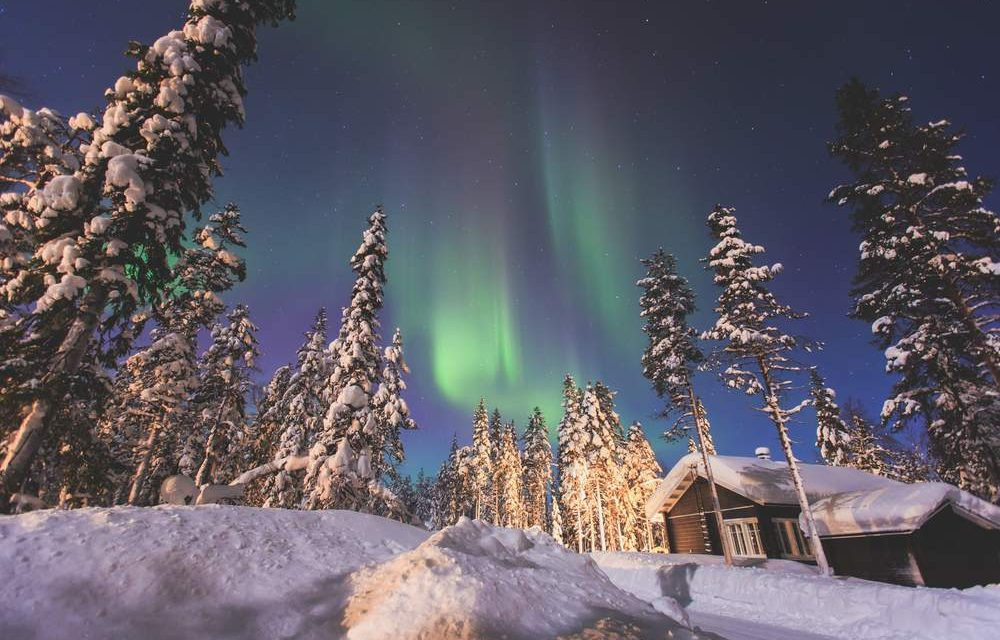 Winter wonderland Finland | 8 dagen januari 2018 €499,- per persoon