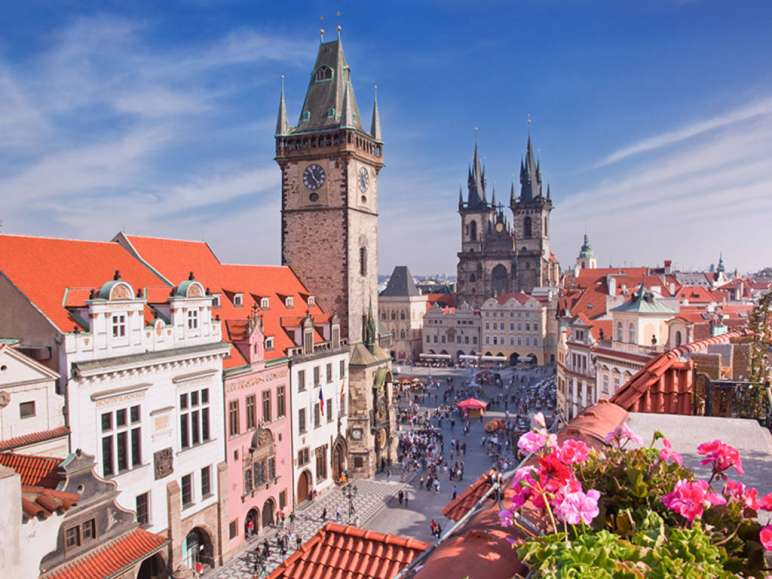 Yes! Stedentrip Praag | 4 dagen incl. ontbijt €135,- per persoon