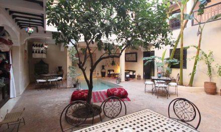 Citytrip Marrakech | Vluchten + Riad met ontbijt €105,- per persoon