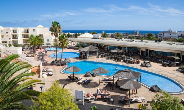Luxe 4* Lanzarote aanbieding | november 2017 €281,- per persoon