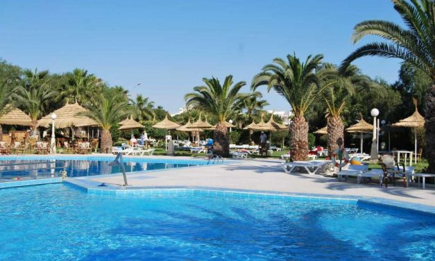 Early Bird 4* Tunesie | mei 2018 8 dagen halfpension €336,- p.p.