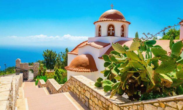 In de zomervakantie naar Lesbos | 8 dagen juli 2018 €399,- p.p.