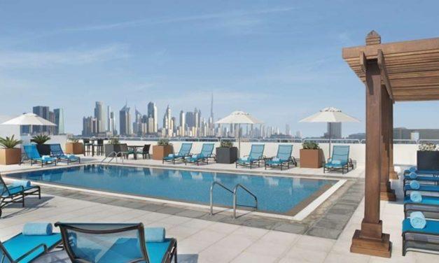 Super luxe 4* Hilton Dubai deal   februari 2018 7 dagen€640,- p.p.
