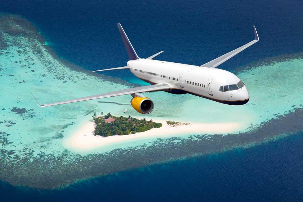 Malediven vliegveld